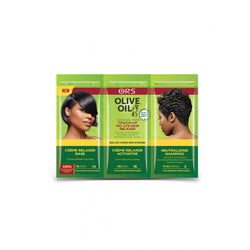 ORS Touch -up No-Lye Relaxer Tri-Pack
