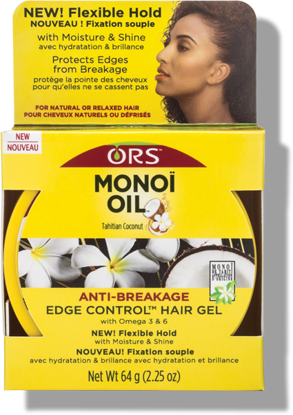 ORS Monoi Oil Anti-Breakage Edge Gel