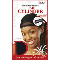Donna Premium Braid Cylinder Black