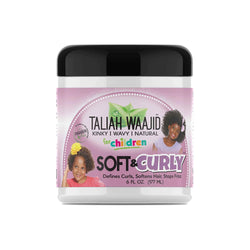 Taliah Waajid Black Earth Soft & Curly 6oz
