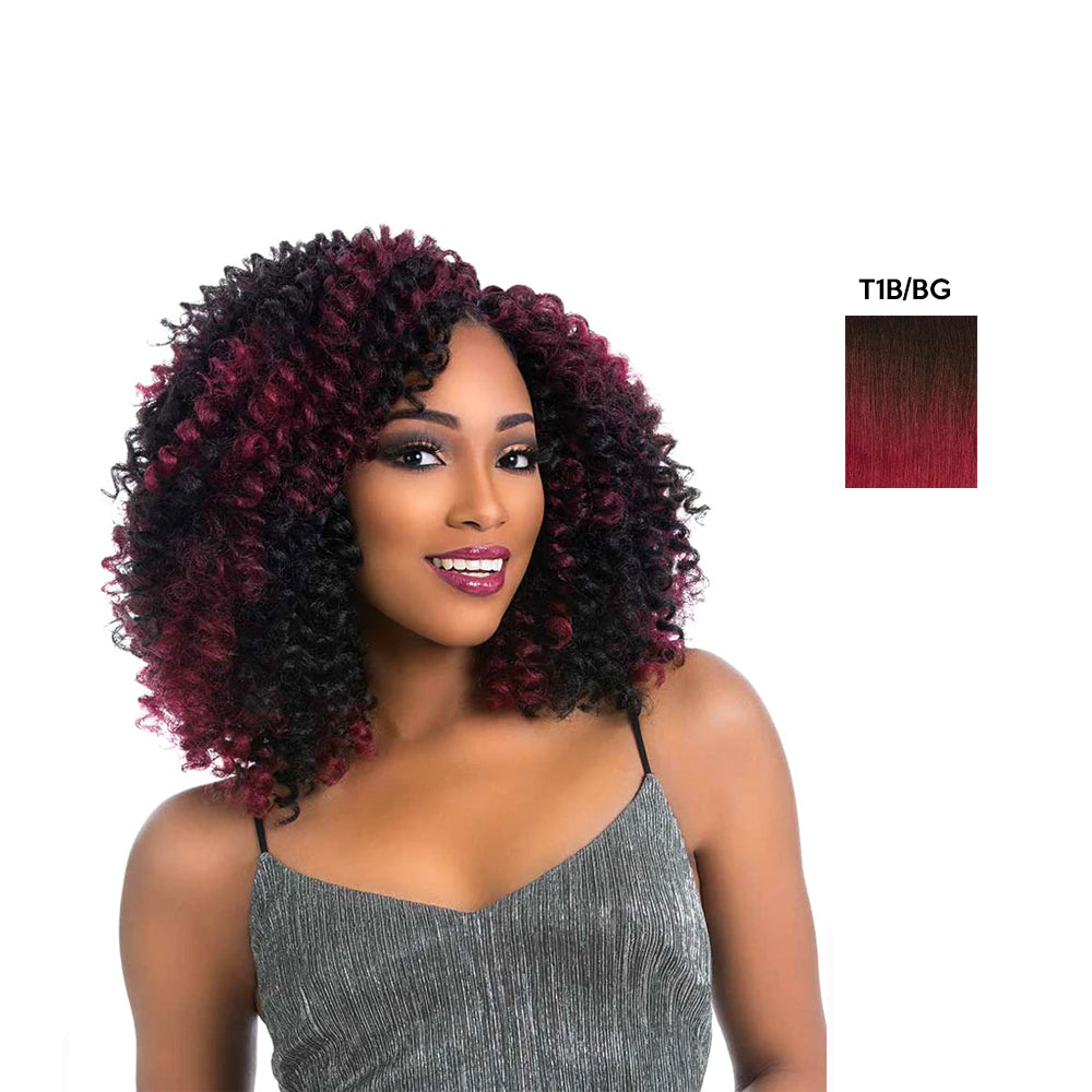 Sensationnel African Collection Synthetic 3X Pre-Looped Bounced Twist 8