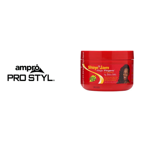Ampro Shine 'N Jam Magic Fingers Braid Gel