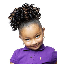 Mane Concept Synthetic Ponytail Oh Girl Kid's CANDY CNT