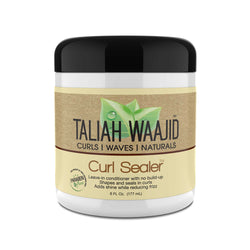 Taliah Waajid Black Earth Curl Sealer 6oz