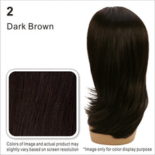 Vivica Fox Synthetic Bang N Pony Layered Straight BP-Brynn