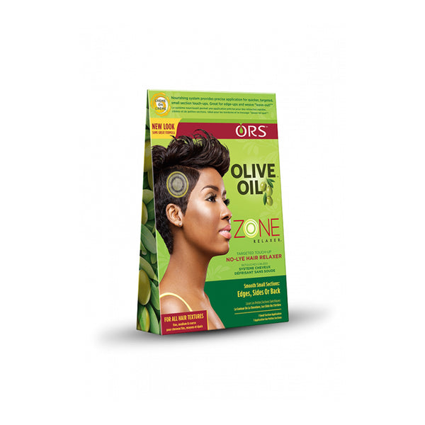ORS Olive Oil Edge -up Zone No Lye Relaxer