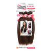 "Sensationnel Bare & Natural 7A Unprocessed Virgin Hair 4x4 Lace Closure Bundle Deal Straight 16""18""20"""