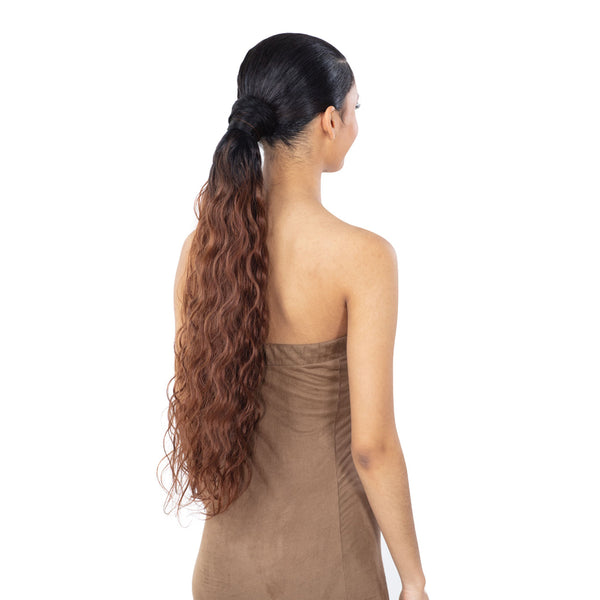 Mayde Synthetic Pony Pro Stretch & Lock Ponytail DIVA PRO 24""
