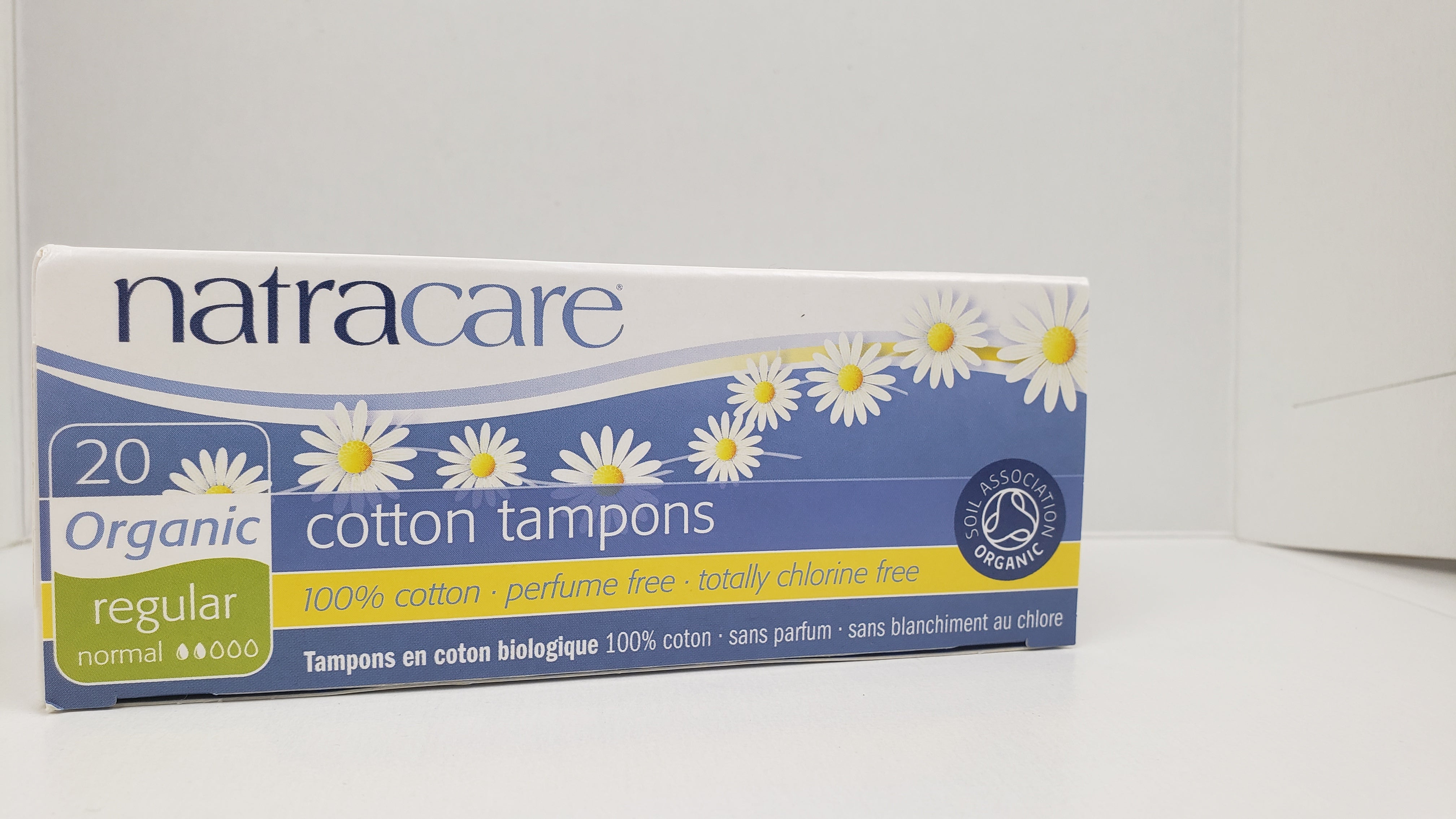 Natracare Tampons - Regular