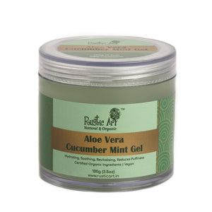Aloe Vera Gel | Aloe Cucumber Mint