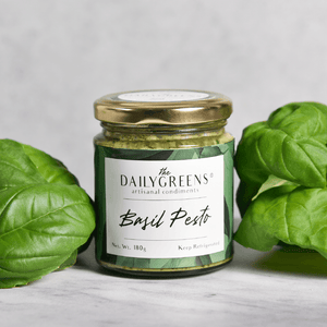 Open image in slideshow, Basil Pesto