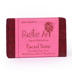 Open image in slideshow, Facial Soap