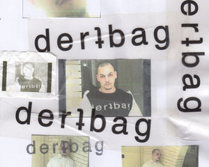 DERTBAG KNIT LOGO SWEATER