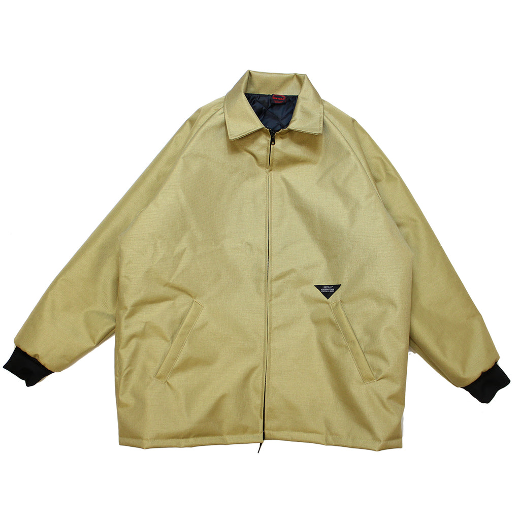 dertbag 1000D Nylon Quilted Coach Jacket