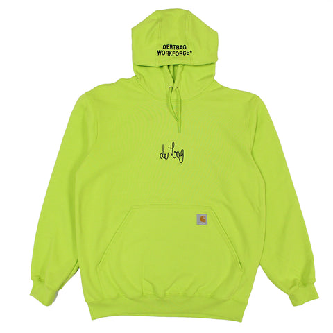 DERTBAG WORKFORCE* HOODIE