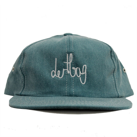 Washed Jade Connect Snapback