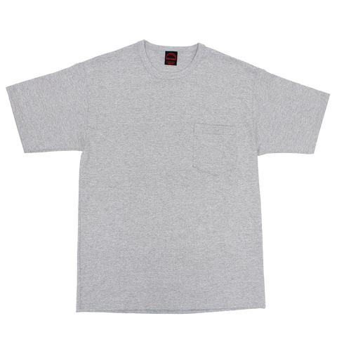 HEATHER GREY DERTBAG MERIT SHIRT