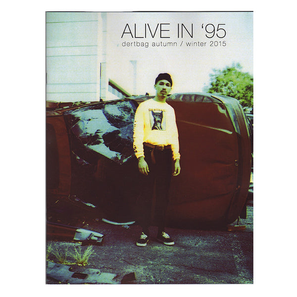 ALIVE IN '95 ZINE