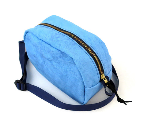 Shades of Blue Shoulder Bag