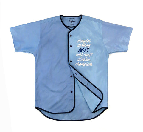 Shades of Blue Baseball Jersey