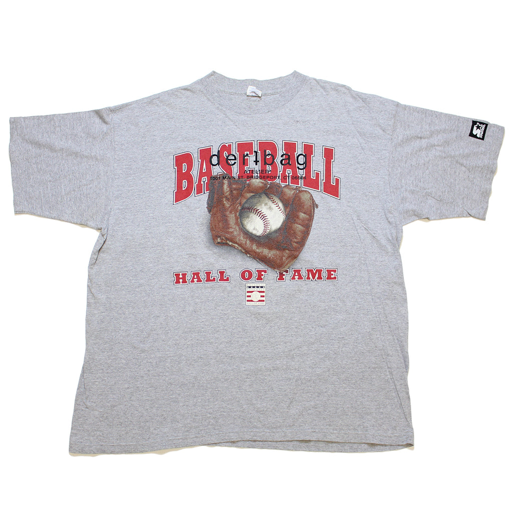 PRINTED PROTOTYPE BASEBALL HALL OF FAME