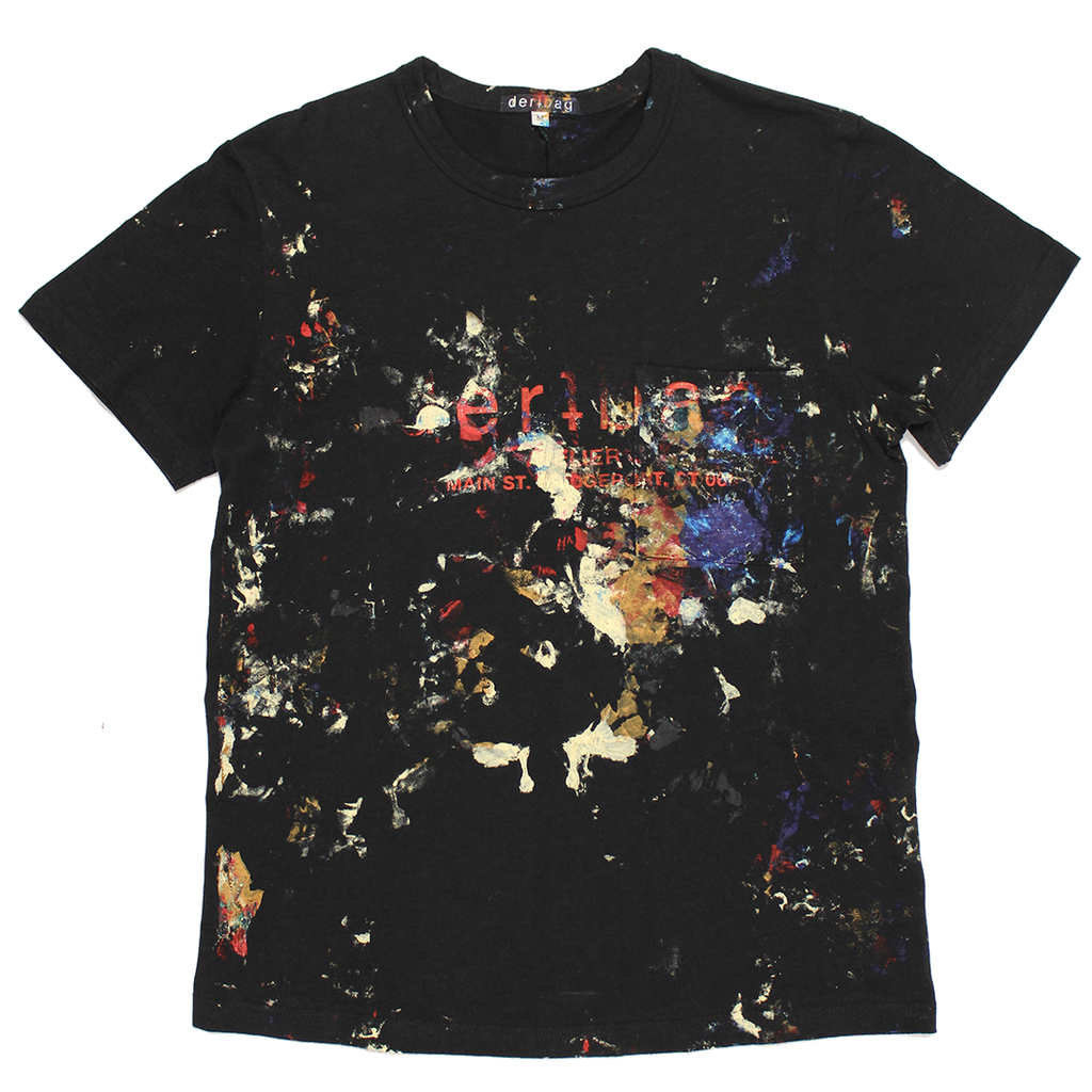 PAINTED DERTBAG T-SHIRT