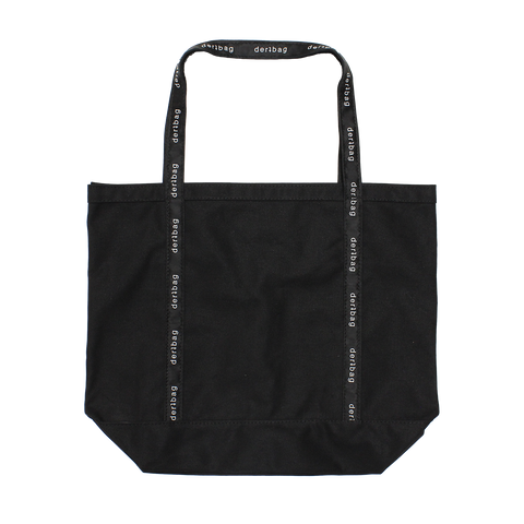 Large Black Tote Bag