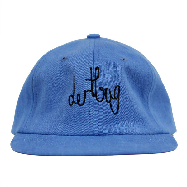 Washed Blue Connect Hat