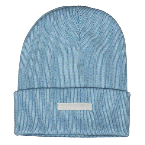 BABY BLUE CRANIUM WARMER