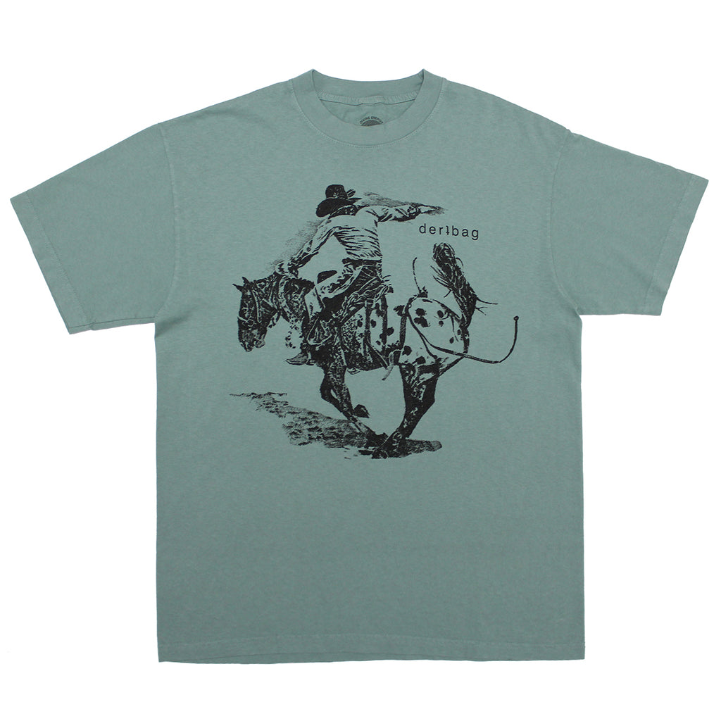 COWBEY MINERAL BLUE T-SHIRT