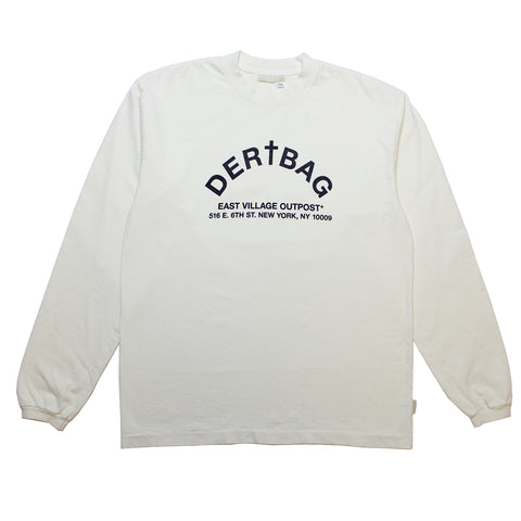 DER†BAG Antique White Longsleeve