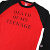 Death Of My Teenage Champion Raglan