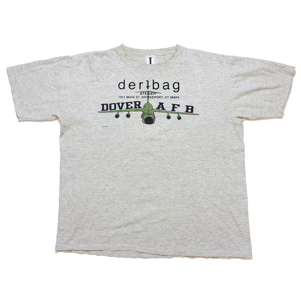 PRINTED PROTOTYPE VINTAGE DOVER T-SHIRT