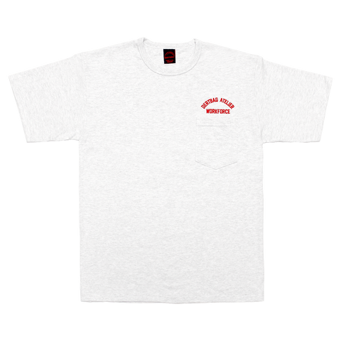 ASH ATELIER WORKFORCE MERIT TEE