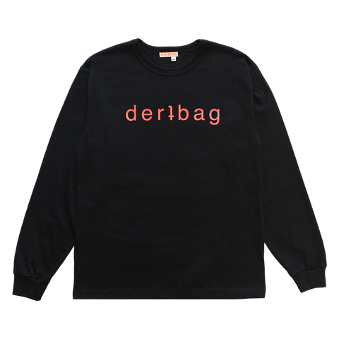 DERTBAG DESTRUCTION LONGSLEEVE TEE