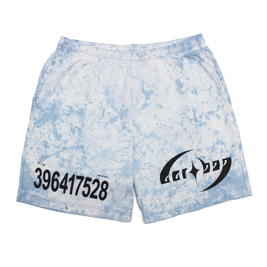 DERTBAG HEALING STAR TOURMALINE SHORTS