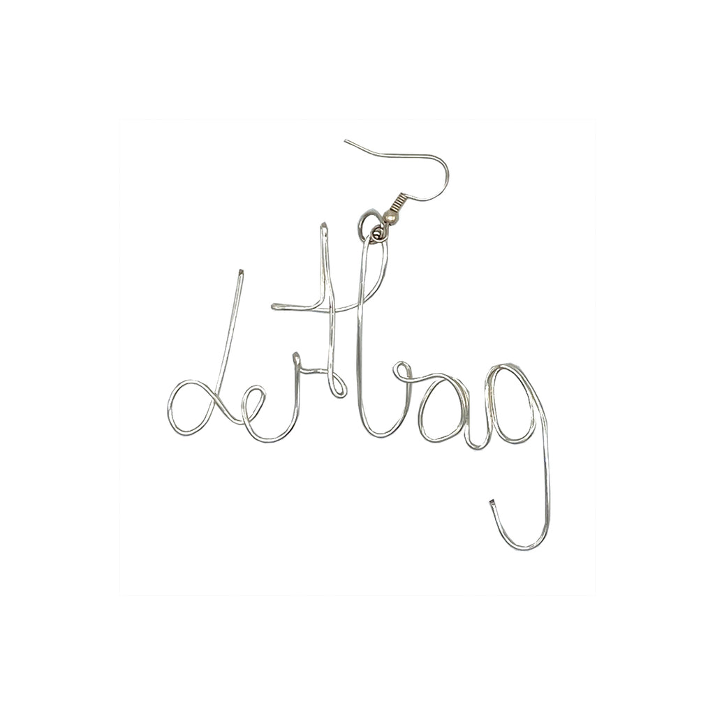 DERTBAG HAND WIRED EARRINGS