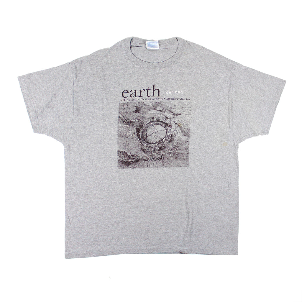 VINTAGE EARTH DERTBAG PRINTED PROTOTYPE
