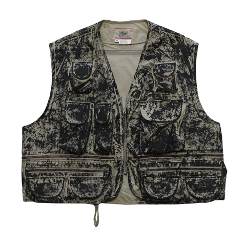 PAINTED PROTOTYPE FISHER VEST XL