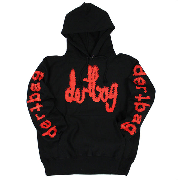 DERTBAG FLAME CHAMPION® REVERSE WEAVE SWEATSHIRT