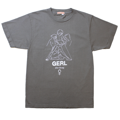 GERL ANGLE ANGELS T-SHIRT