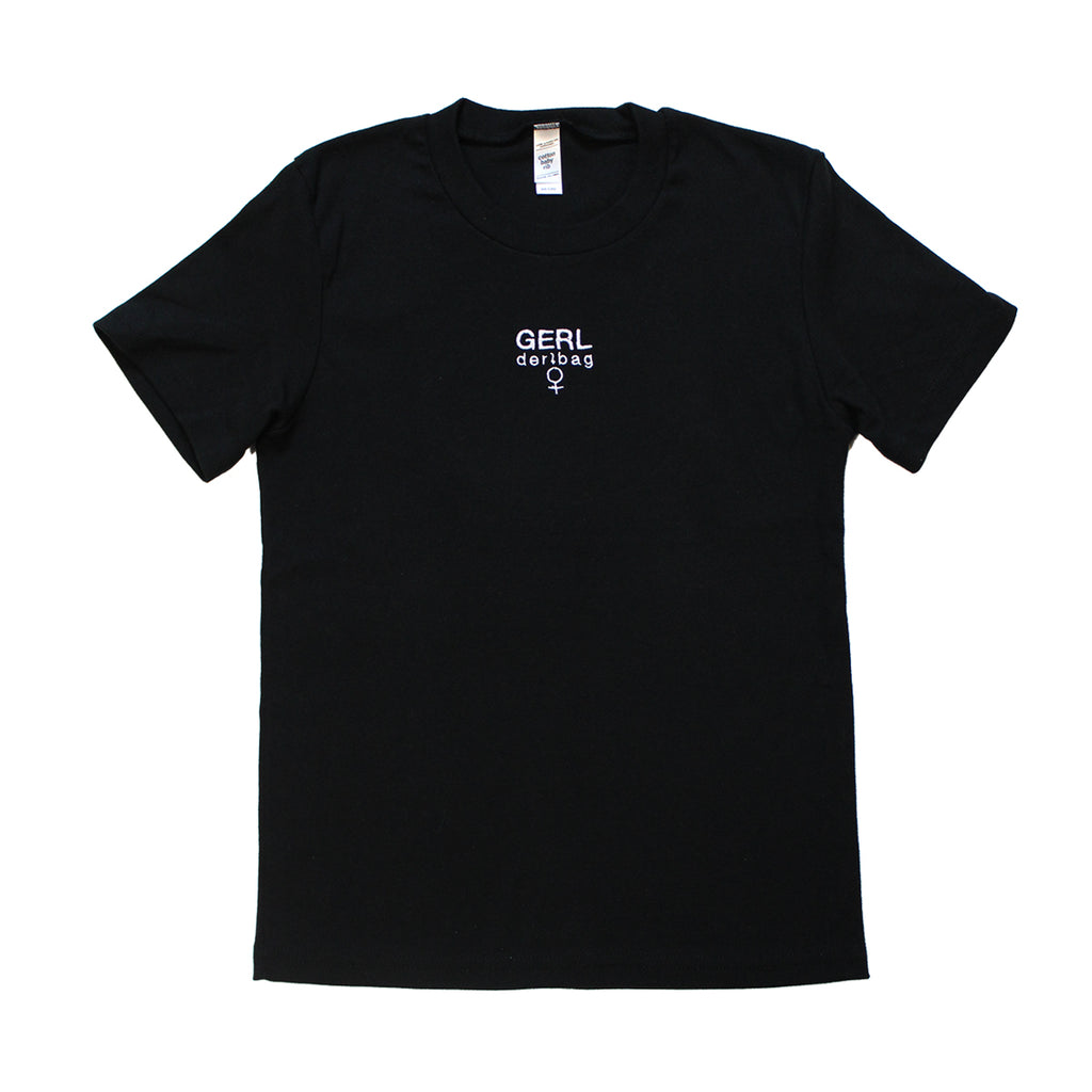 GERL BLACK BEBY TOP