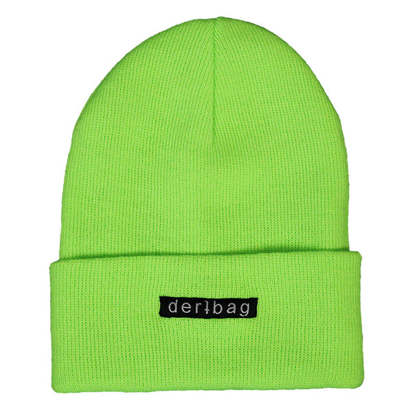 SAFETY GREEN CRANIUM WARMER