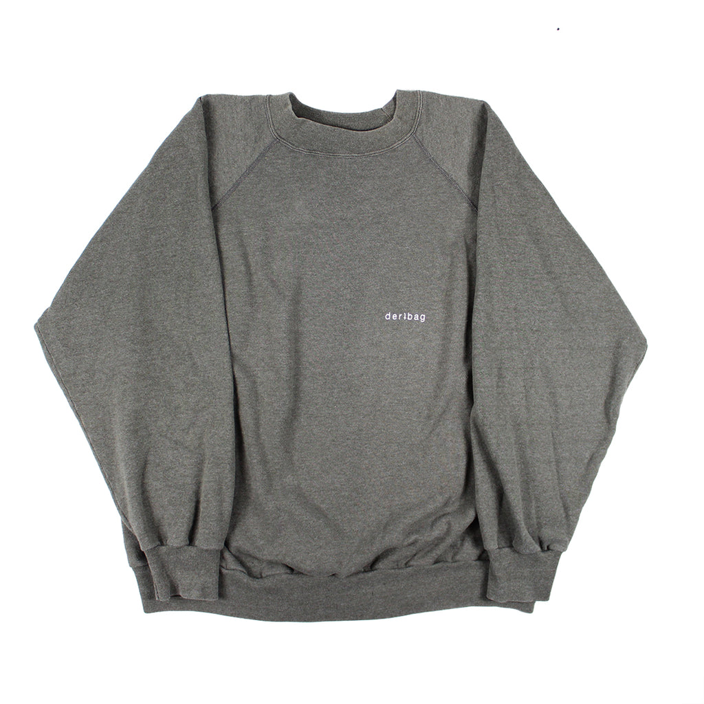 GREY RAGLAN 3XL DERTBAG PRINTED PROTOTYPE