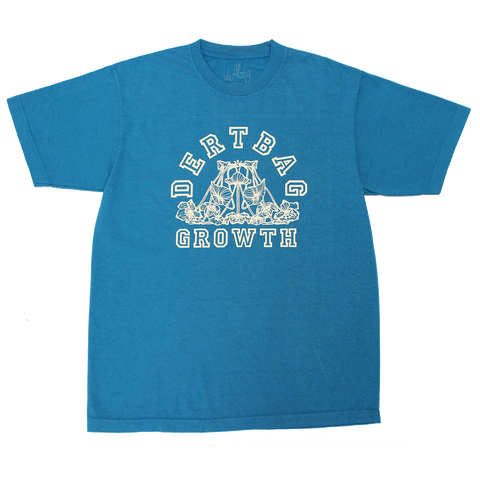 TEAL GROWTH T-SHIRT