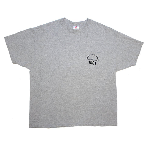 PRINTED PROTOTYPE VINTAGE HANES POCKET T-SHIRT