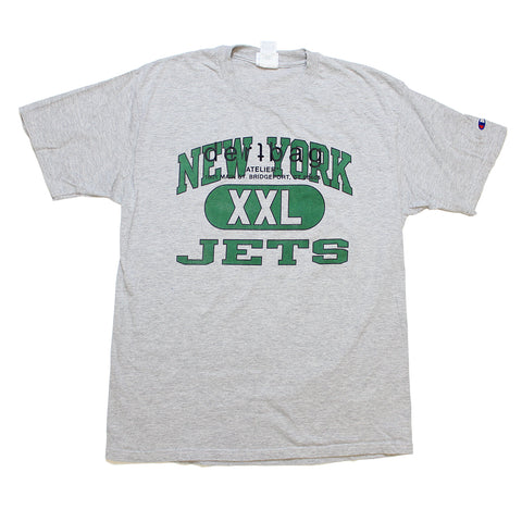 PRINTED PROTOTYPE VINTAGE JETS T-SHIRT