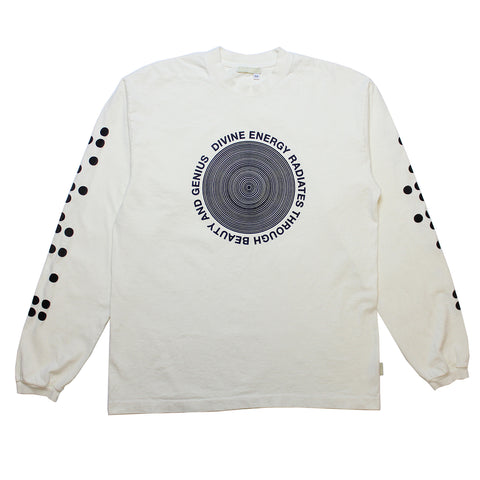 Divine Life Cycle Antique White Longsleeve