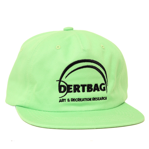 LIME ART & RECREATION RESEARCH HAT