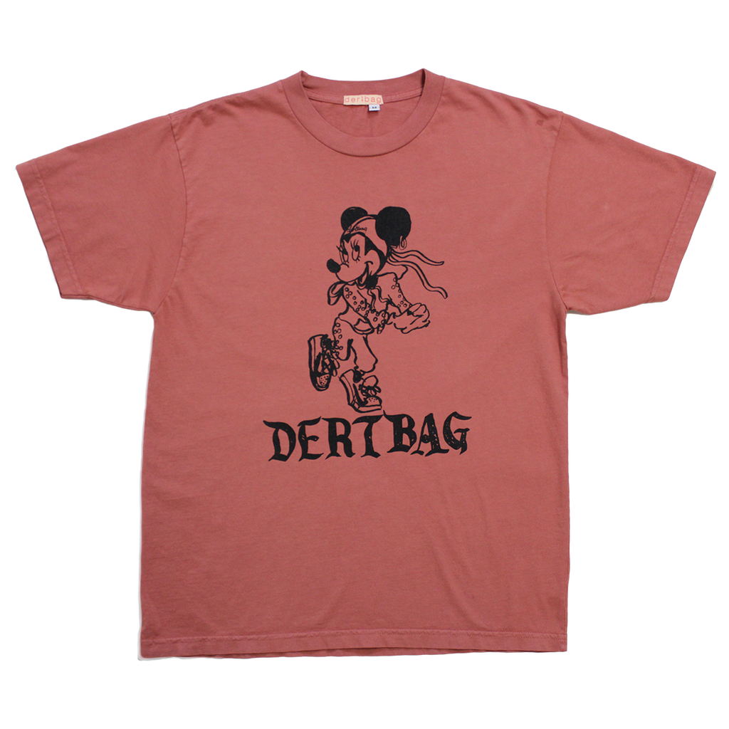 DERTBAG MINNEY T-SHIRT